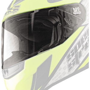 Speed and Strength SS2000 Helmet Face Shield - Clear