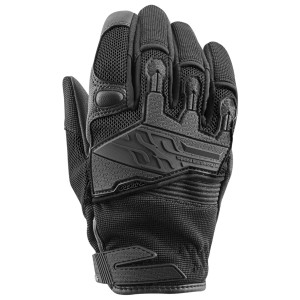 Speed And Strength Women's Backlash Motorcycle Gloves - Black