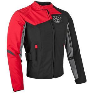 Speed And Strength Women's Back Lash Jacket - Red