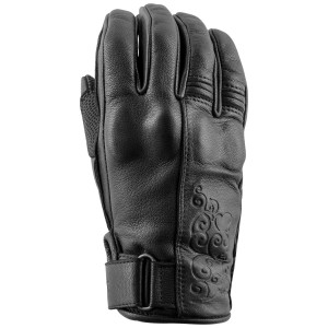 Speed And Strength Women's Black Heart Glove