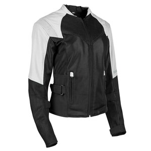 Speed And Strength Women's Sinfully Sweet Mesh Jacket - White