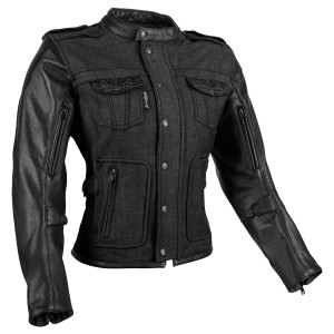 Speed And Strength Women's Six Speed Jacket - Black