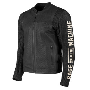 Speed And Strength Rage with The Machine Leather Jacket