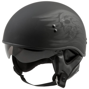 Gmax GM65 Ritual Naked Half Helmet