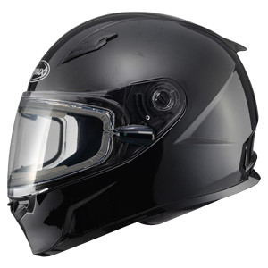 GMax FF49 Sektor Snow Helmet Electric Shield