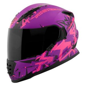 Speed And Strength Women's SS1600 Critical Mass Full Face Helmet