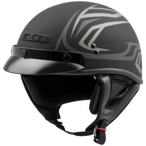 GMax GM35 Derk Fully Dressed Helmet