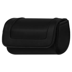 Vance TB201 Plain Black Motorcycle Tool Bag for Indian Honda Yamaha Kawasaki and Harley Motorcycles