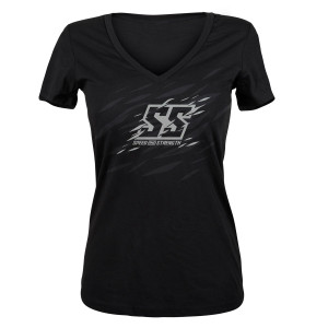Speed And Strength Women's Cat Out'a Hell Short Sleeve T-Shirt
