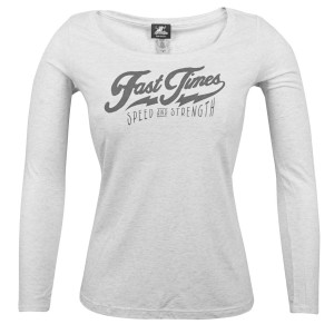 Speed and Strength Women's Fast Times Long Sleeve Tee