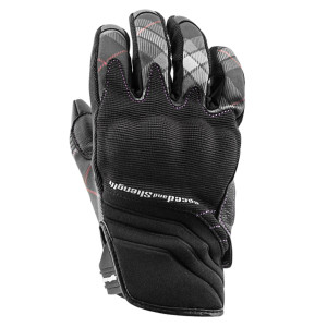 Speed And Strength Women's Cross My Heart Gloves - Black
