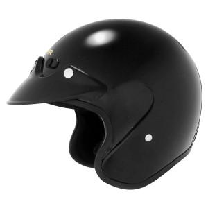 Cyber U-6 Open Face Helmet - Black