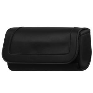 Vance TB200 Plain Black Motorcycle Tool Bag for Indian Honda Yamaha Kawasaki and Harley Motorcycles