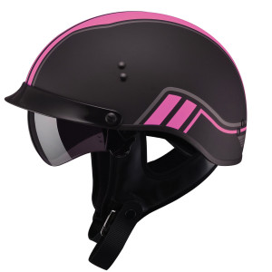 GMax Women's GM65 Twin Half Helmet