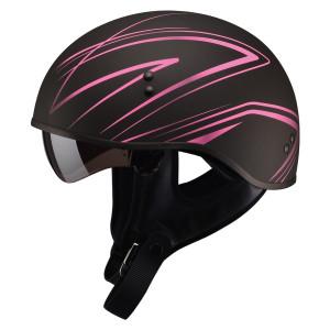 GMax Women's GM65 Torque Half Helmet