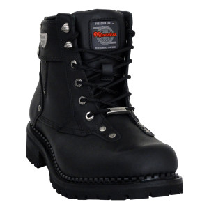 Milwaukee Boots - Milwaukee Outlaw Motorcycle Boots