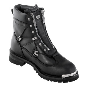 Milwaukee Women's Throttle Motorcycle Boots