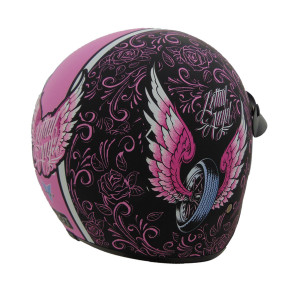 Vega X-380 Lethal Angel Helmet