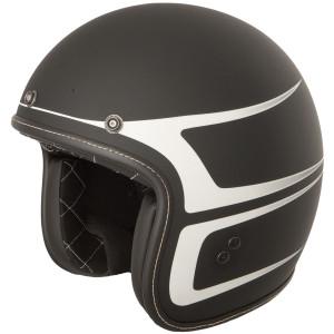 Fly .38 Graphics Helmet-Black/White