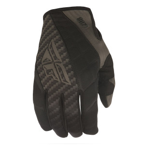 Fly 907 MX Glove-Black/Grey