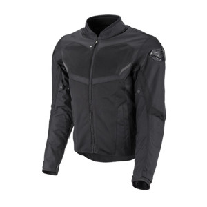 Fly Air Raid Jacket-Black