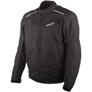 Fly Baseline Jacket-Black