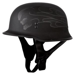 Fly 9MM Ghost Half Helmet