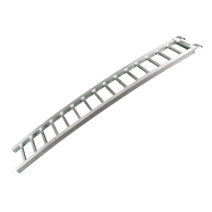 Fly Racing Curved Aluminum ATV/Motorcycle Ramp
