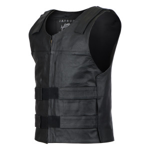 Bullet Proof Style Leather Vest