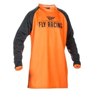 Fly Windproof Jersey - Hi-Viz Orange