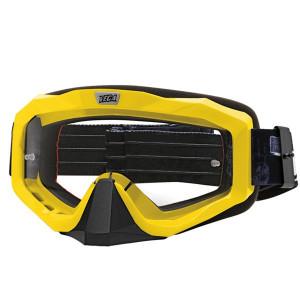 Vega VO-300 Elite Motocross & ATV Goggle - Yellow