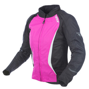 Fly Women's Butane Jacket - Black/Pink