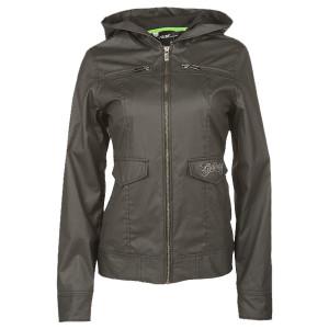 Fly Waxed Women's Jacket - Black
