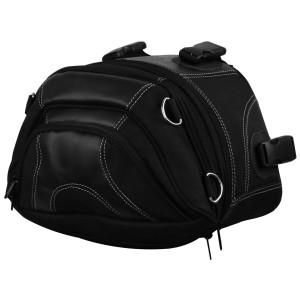Heavy Duty PVC/Nylon Rear Sissybar Rack Bag