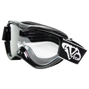 Vega Youth Goggles - Black