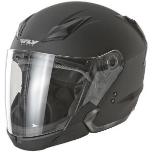 Fly Tourist Modular Helmet - Flat Black
