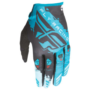 Fly Kinetic Gloves-Teal