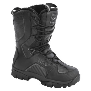 Fly Snow Marker Boots-Black