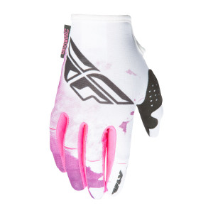 Fly Women's Kinetic Gloves-Pink