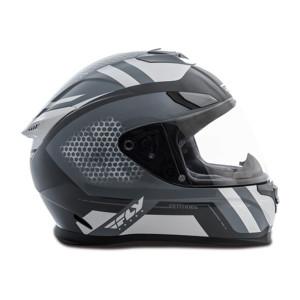 Fly Sentinel Mesh Helmet - White/Grey