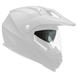Vega Cross Tour 2 Helmet Drop Down Inner Sunshield