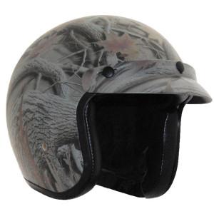 Vega X-380 Forest Camo Helmet