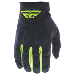 Fly Patrol XC Lite Motorcycle Gloves - Hi-Viz