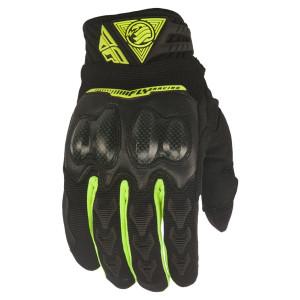 Fly Patrol XC Glove - Hi-Viz Yellow