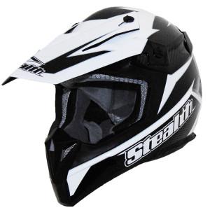 Vega Stealth Flyte 2014G Carbon Fiber Off Road Helmet