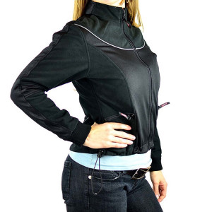 Vega Womens Meridian Fleece Jacket
