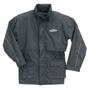 Vega Rain Jacket Black