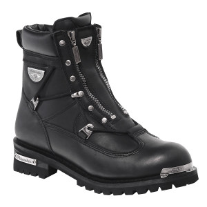 Milwaukee Throttle Motorcycle Boots