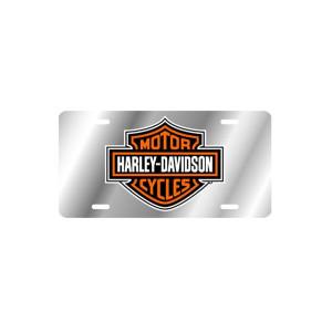 Harley Davidson Auto Tag
