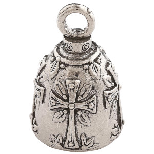 Biker Motorcycle Bells - Guardian Bell Holy Cross